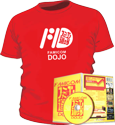 "Dojo ""Switch"" Shirt and Season 1 DVD Bundle"