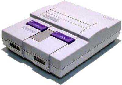Super Nintendo Entertainment System (SNES), 1991