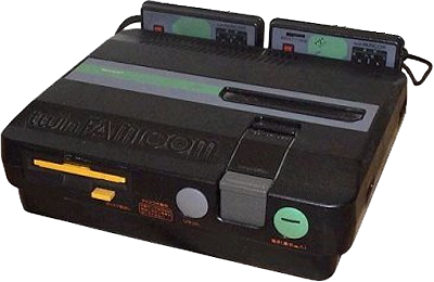 Sharp Turbo Twin Famicom, 1986