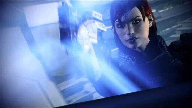 It's FemShep Friday with the Mass Effect 3: Reinstated Trailer