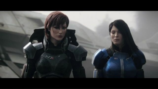 FemShep in full-length Mass Effect 3 Trailer
