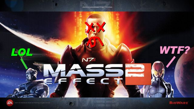 Mass Effect 3 Face Import Problem (and how to fix it)