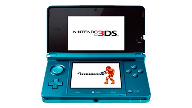 Rumors of New Castlevania for the 3DS