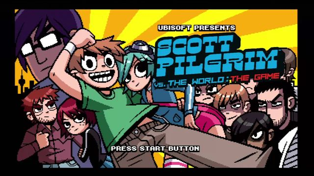Scott Pilgrim vs. The World: The Game Gets Online Multiplayer