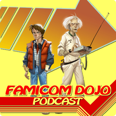Famicom Dojo Podcast - 02: OUTATIME