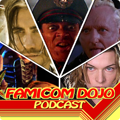 Famicom Dojo Podcast 7: Video Game Movies