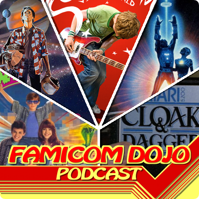 Famicom Dojo Podcast 11: Movies About Video Games