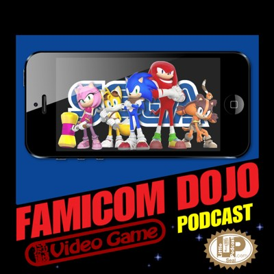 Famicom Dojo Podcast 115: Sega is Dead, Long Live Sega