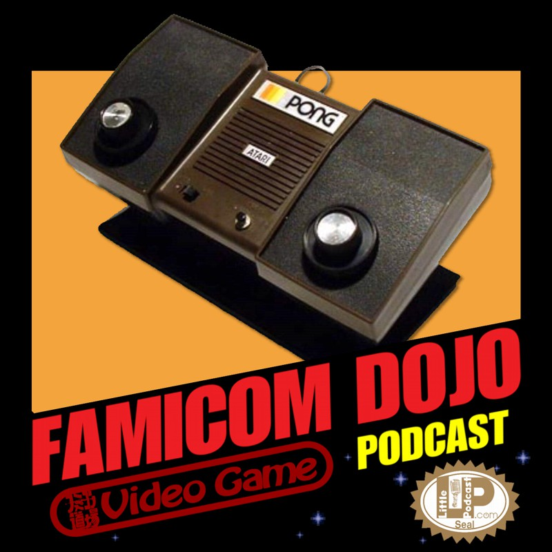 Famicom Dojo Podcast 127: Consoles of a Generation
