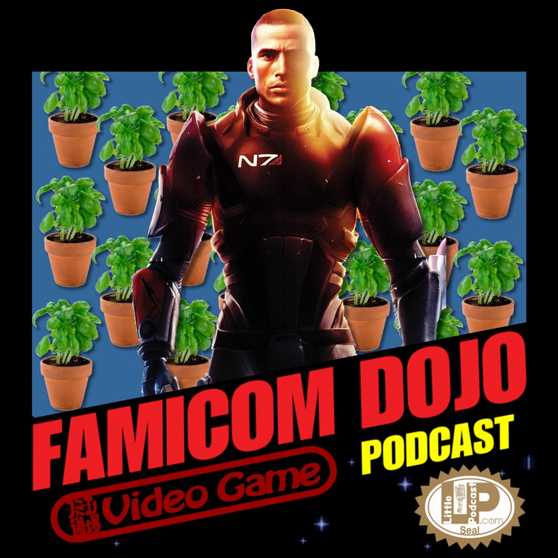 Famicom Dojo Podcast 130: Still Gathering Herbs