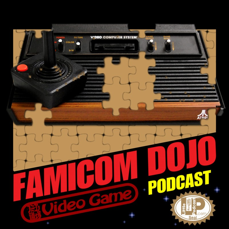 Famicom Dojo Podcast 133: Never Complete (with Joe Grisaffi)