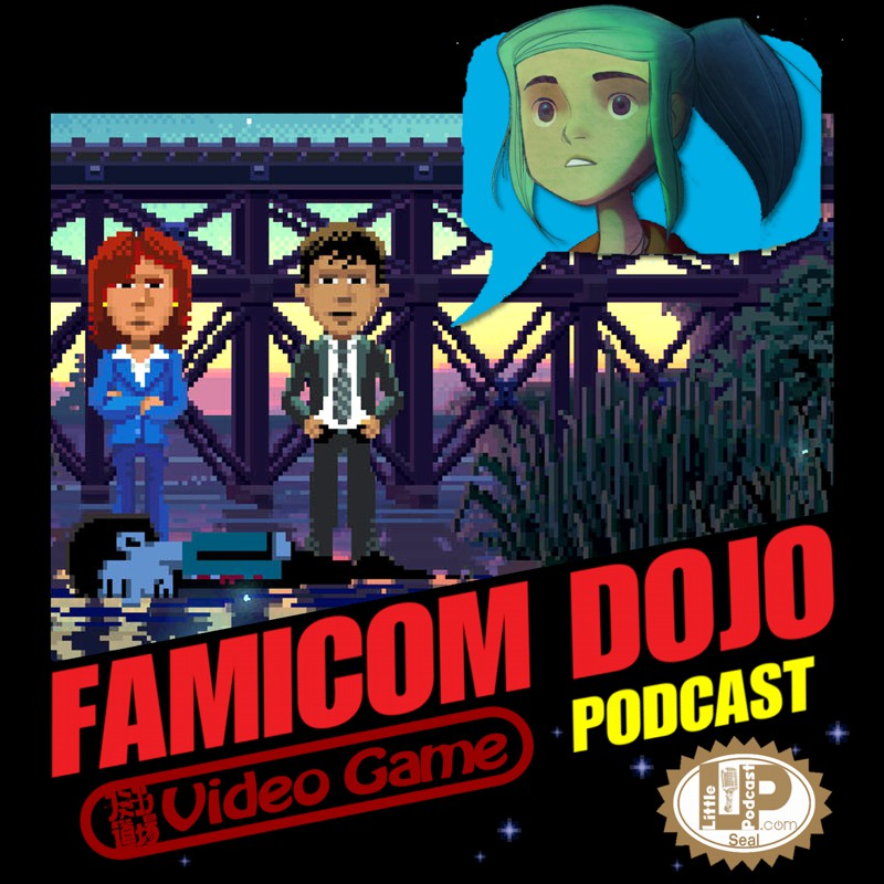 Famicom Dojo Podcast 149: A Sense of Adventure