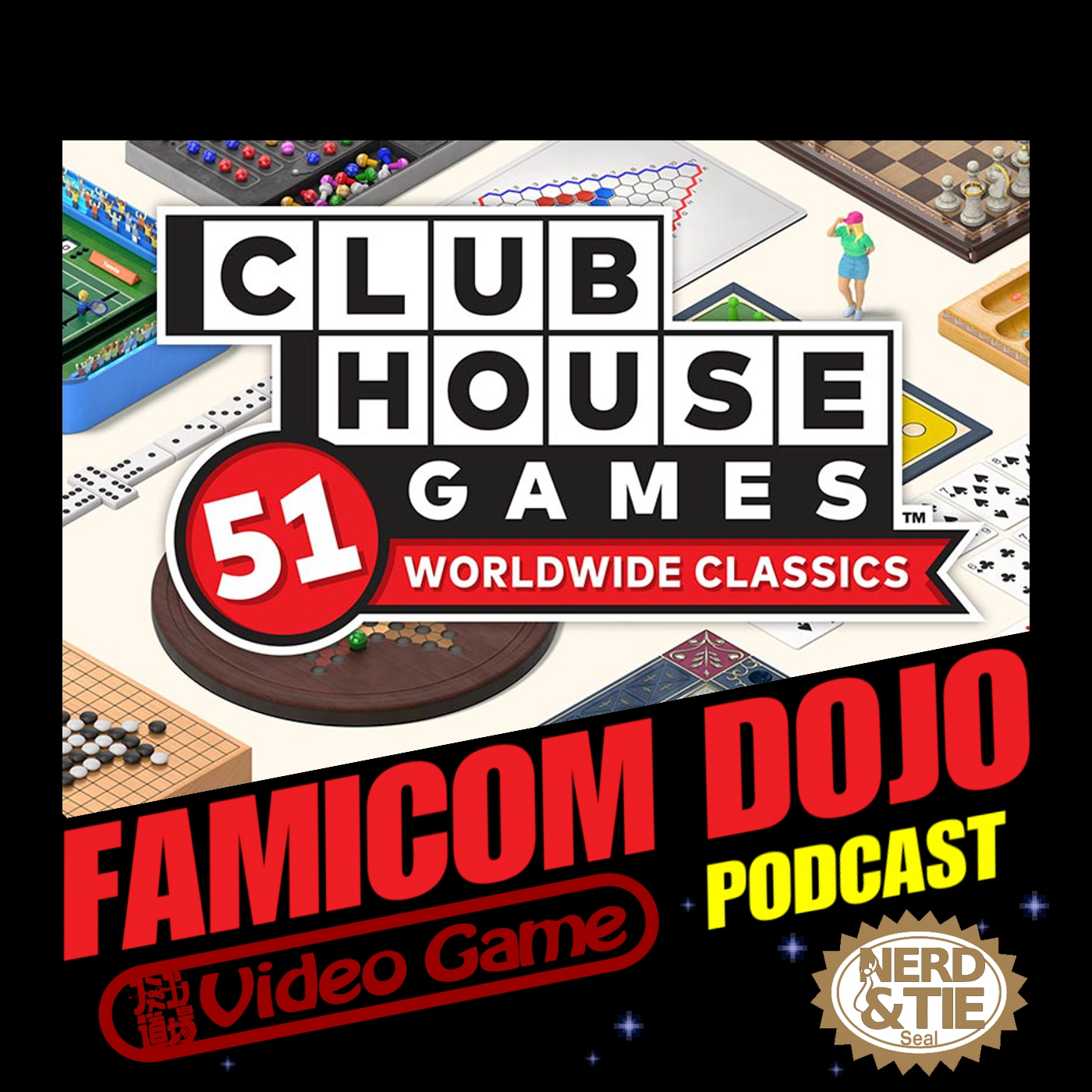 Famicom Dojo Podcast 162: Quarantine Games