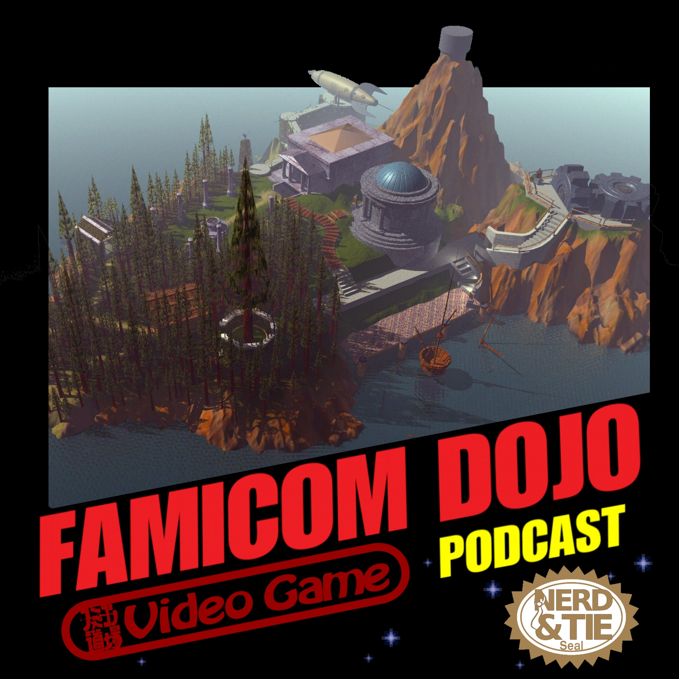 Famicom Dojo Podcast 167: Genres That Won't Be Myst