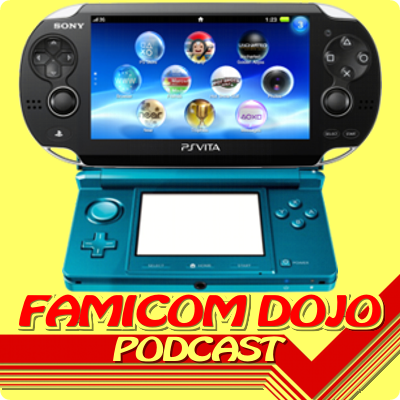 Famicom Dojo Podcast 19: TGS 2011 - 3DS vs PS Vita