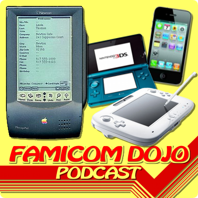 Famicom Dojo Podcast 28: A Touching Tale of Touchscreens