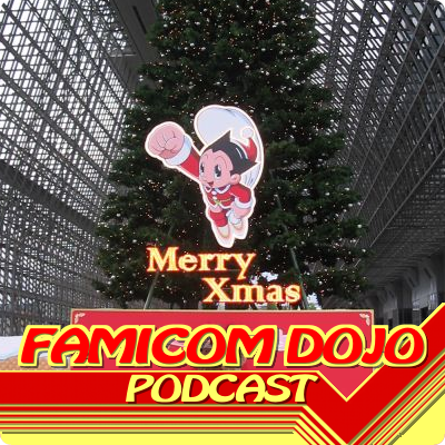 Famicom Dojo Podcast 32: Why Christmas Games Are Terrible