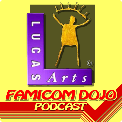 Famicom Dojo Podcast 64: LucasArts and Crafts