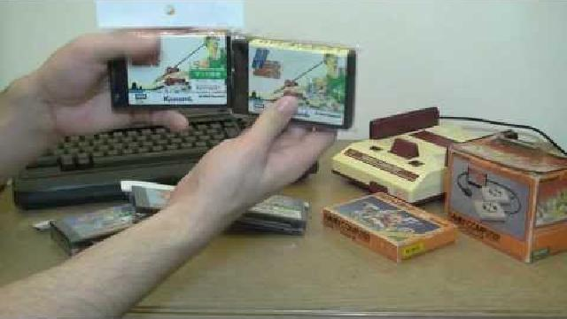 Hyper Olympic and Hyper Sports for MSX - Videos :: FamicomDojo TV