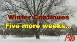 Five More Weeks of Winter (Trailer)